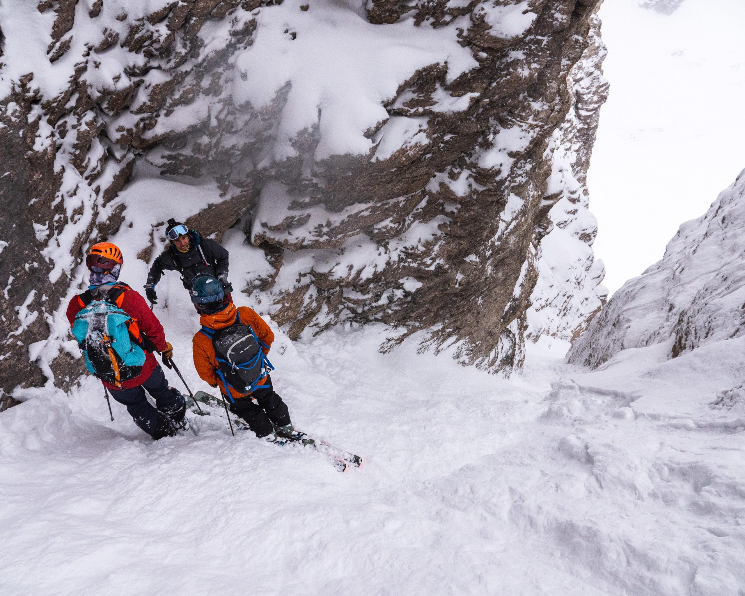 Websérie «Berio Ski» – Saison 2